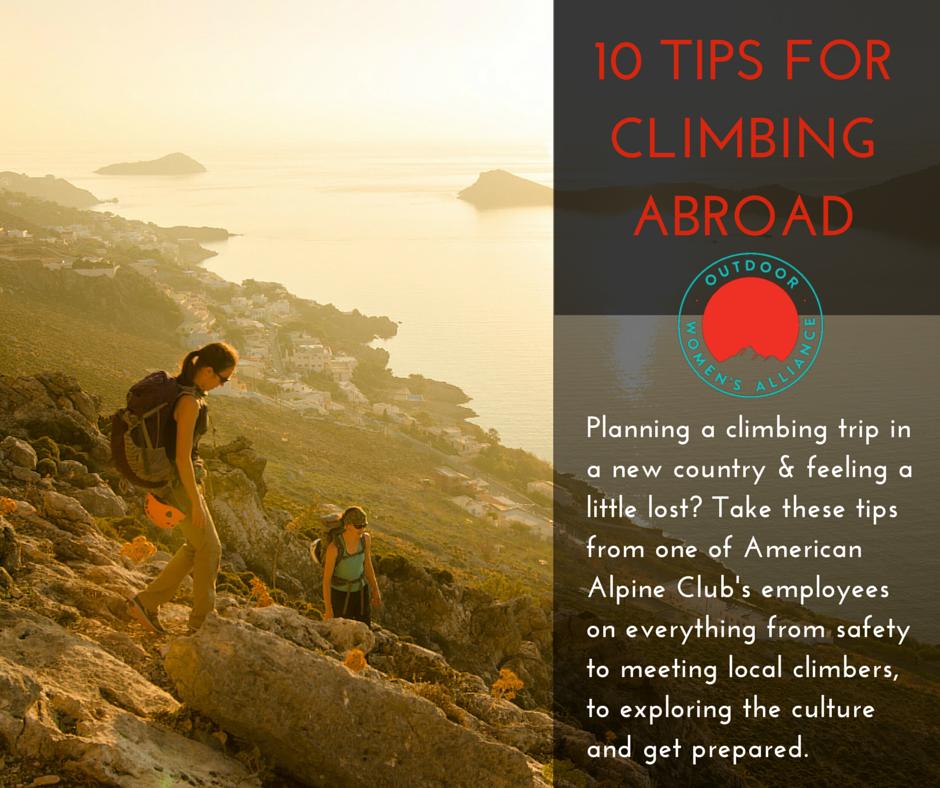 Tips For Traveling Internationally